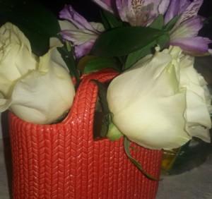 Букет из цветочного магазина